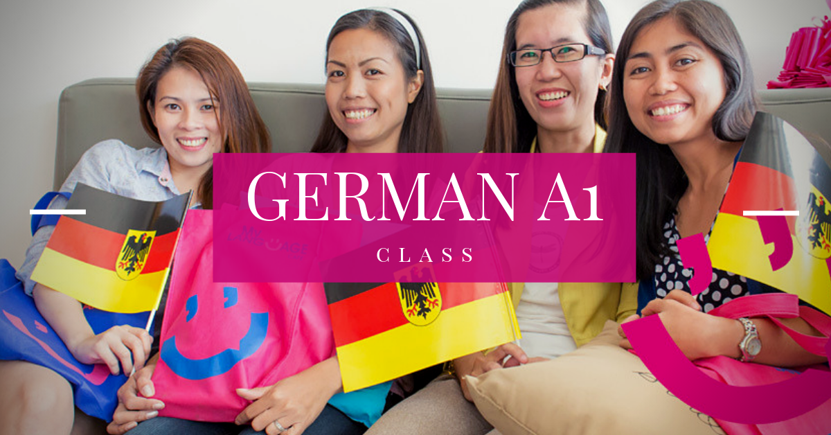 My Language Cafe - German